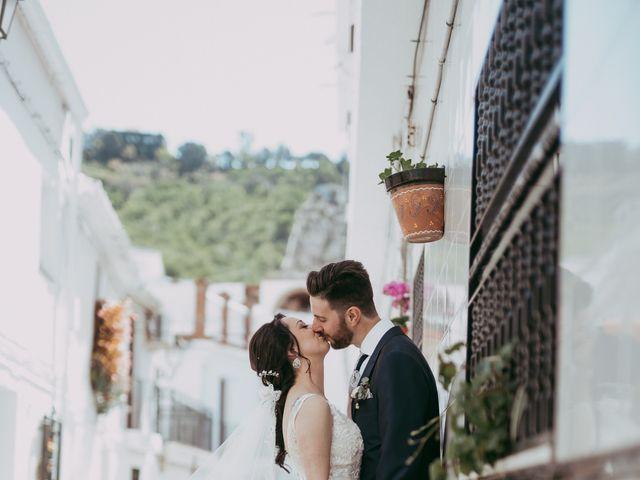 La boda de Marta y Antonio en Málaga, Málaga 41