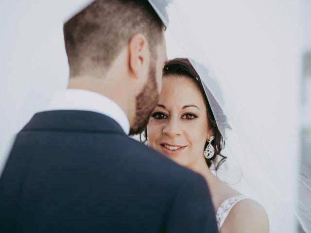 La boda de Antonio y Marta