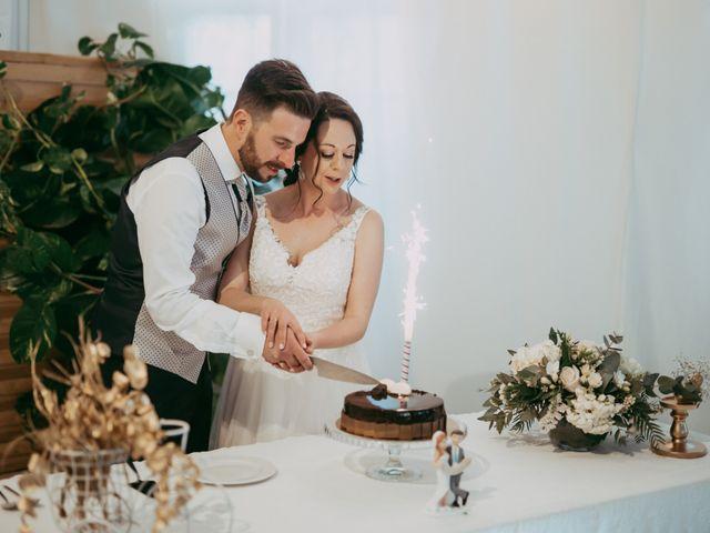 La boda de Marta y Antonio en Málaga, Málaga 47