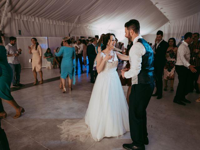 La boda de Marta y Antonio en Málaga, Málaga 57
