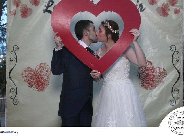 La boda de Antoni y Sara en L' Olleria, Valencia 3