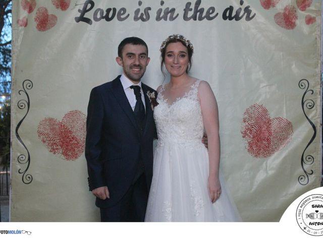 La boda de Antoni y Sara en L' Olleria, Valencia 4