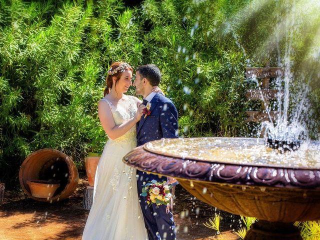 La boda de Antoni y Sara en L' Olleria, Valencia 1