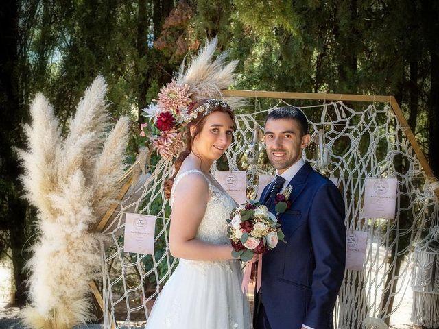 La boda de Antoni y Sara en L' Olleria, Valencia 2