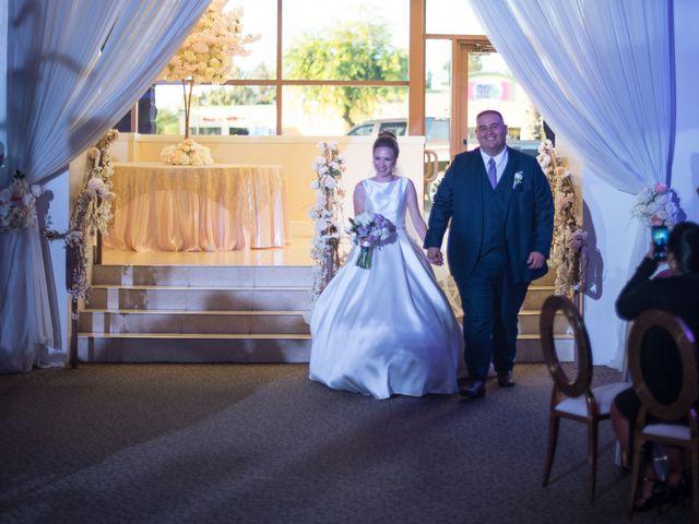La boda de Robert y Alba