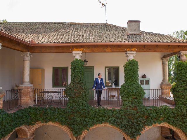 La boda de David y Carolina en Hoyuelos, Segovia 10