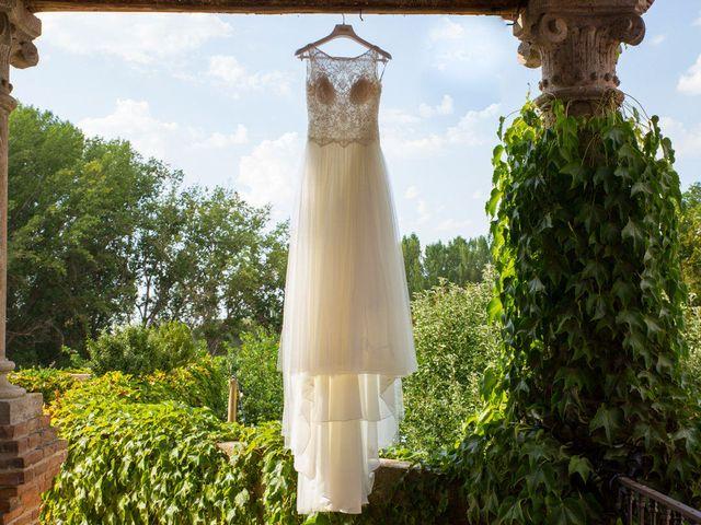 La boda de David y Carolina en Hoyuelos, Segovia 11