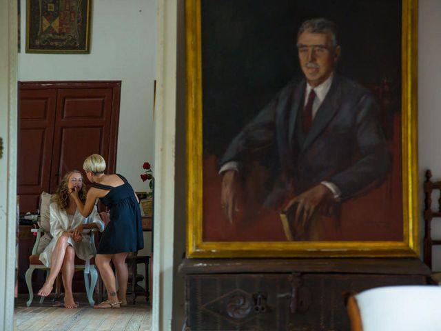 La boda de David y Carolina en Hoyuelos, Segovia 16