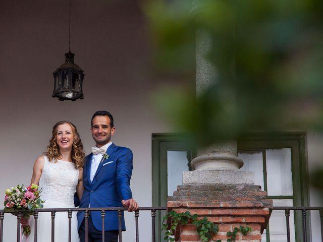 La boda de David y Carolina en Hoyuelos, Segovia 55