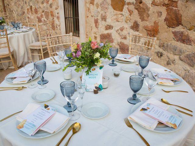 La boda de David y Carolina en Hoyuelos, Segovia 56