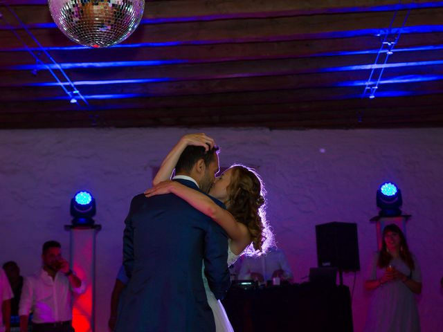 La boda de David y Carolina en Hoyuelos, Segovia 65