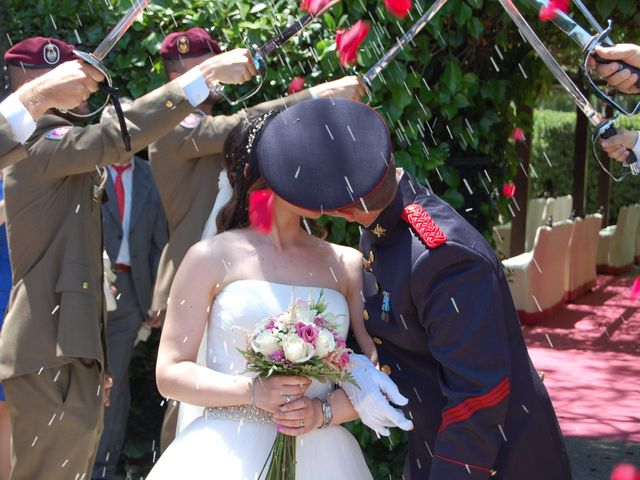 La boda de Héctor y Carmen  en Illescas, Toledo 1
