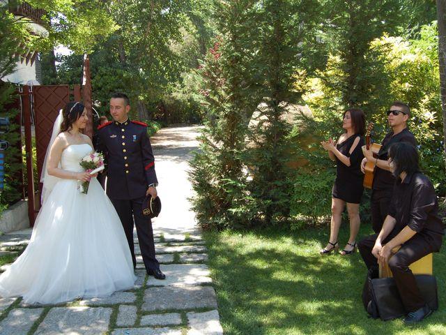 La boda de Carmen  y Héctor