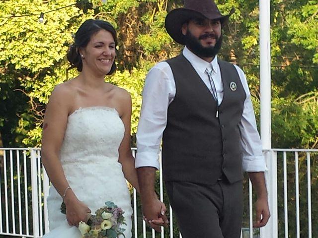 La boda de Johnny y Ada en Sant Quirze Safaja, Barcelona 5
