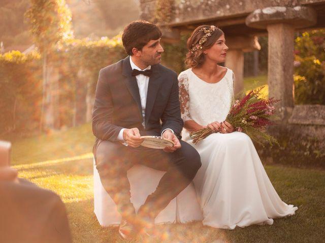 La boda de Alejandra y Hugo