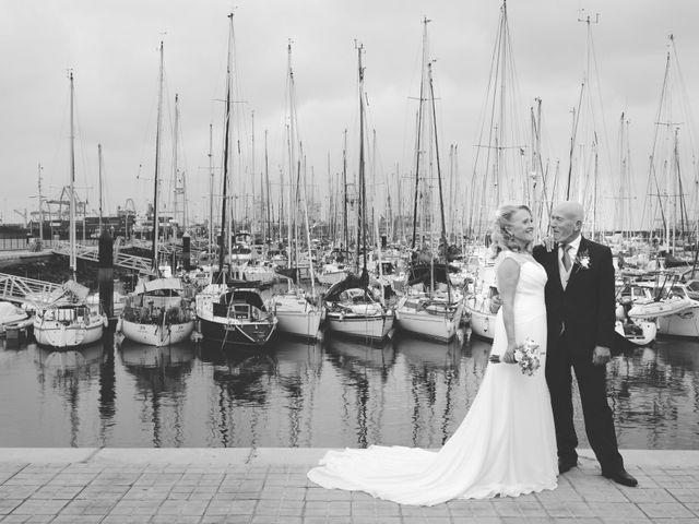 La boda de Amelia y Chano