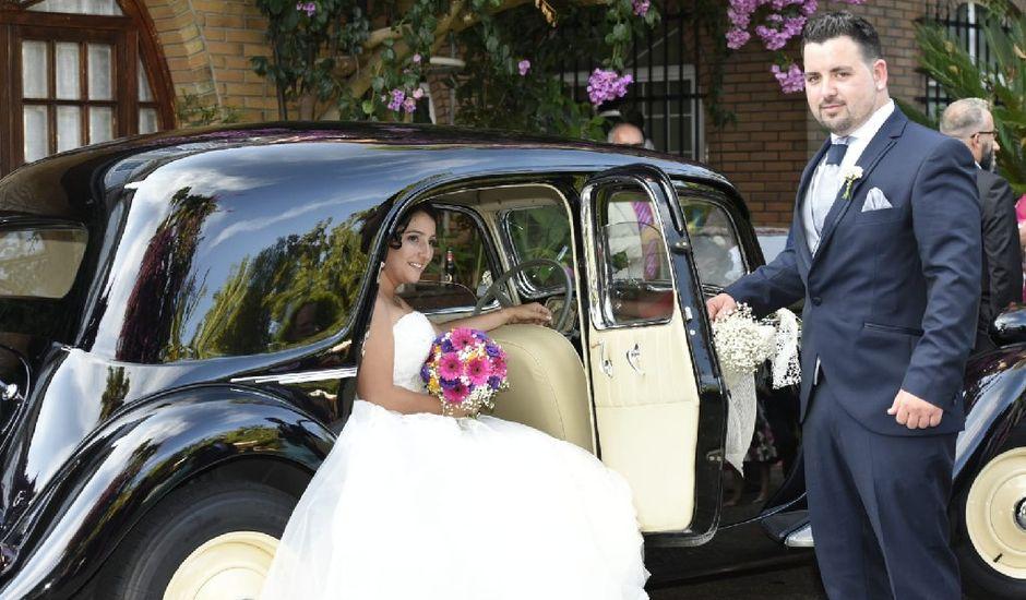 La boda de David y Laura en O Porriño, Pontevedra