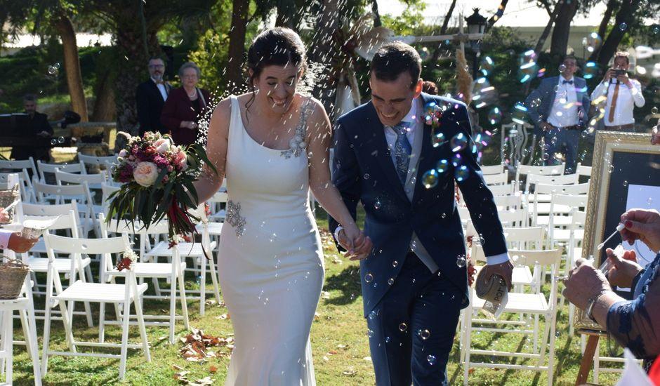 La boda de Víctor y Susana en Beniajan, Murcia