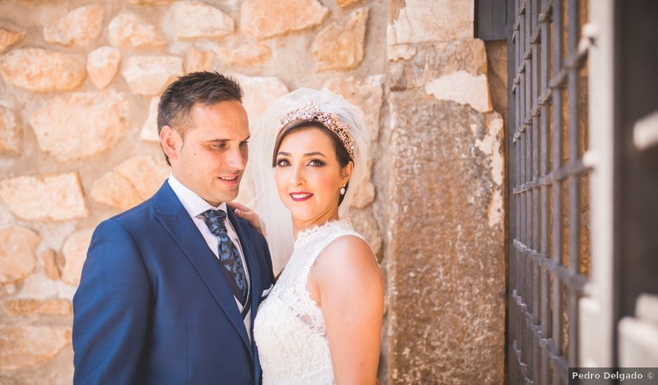 La boda de Blas y Rocio en Jodar, Jaén