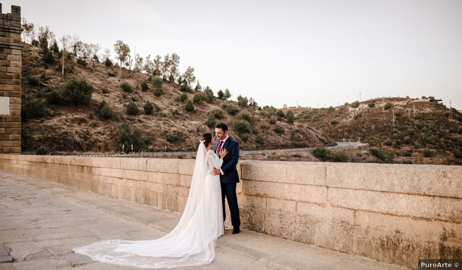 La boda de Alejandro y Beatriz en Garrovillas, Cáceres