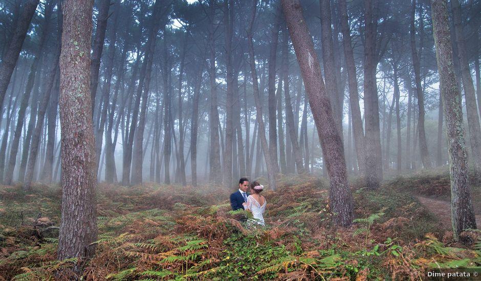 La boda de Rubén y Ángela en Vigo, Pontevedra