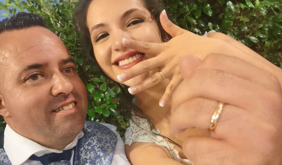 La boda de Jose y Laura en Ávila, Ávila