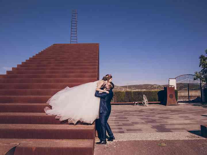 La boda de Maria y Michel