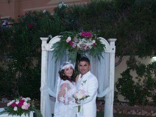 La boda de Encarna y Fernando