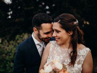 La boda de Sara y Albert