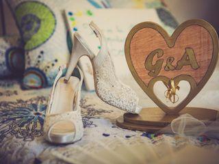 La boda de Azahara y Grego 1