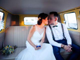 La boda de Sandra y Diego
