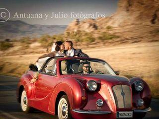 La boda de Ursula y Miguel Ángel