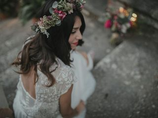 La boda de Yemi y David 1