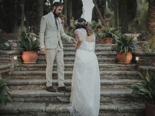 La boda de Yemi y David 2