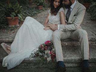 La boda de Yemi y David