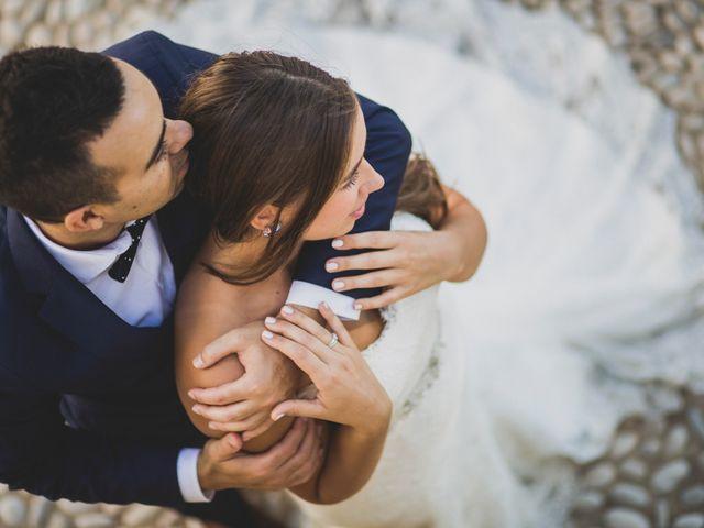 La boda de Clara y Juan