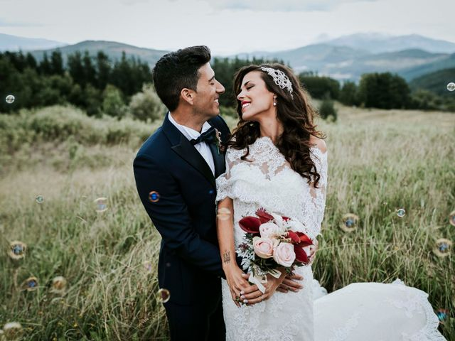 La boda de Patricia y Iñigo
