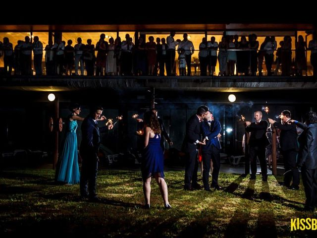 La boda de Ibai y Ion en Elgorriaga, Navarra 3
