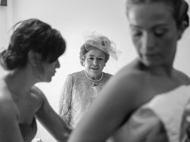 La boda de Bernardo y Marie en Cambre, A Coruña 7