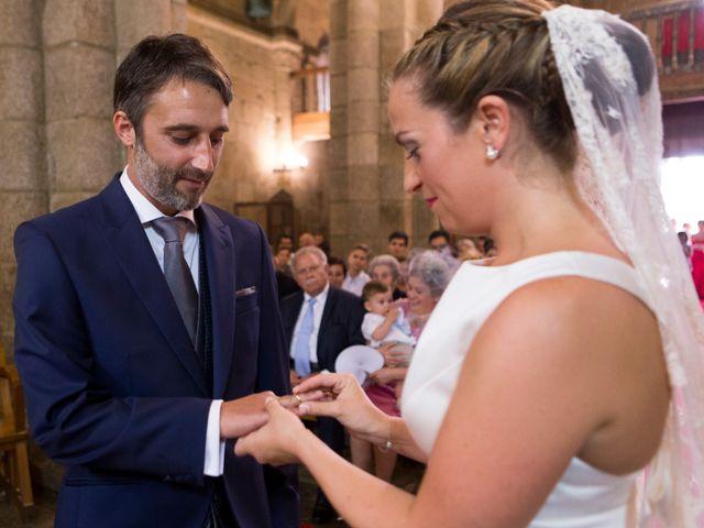 La boda de Bernardo y Marie en Cambre, A Coruña 13