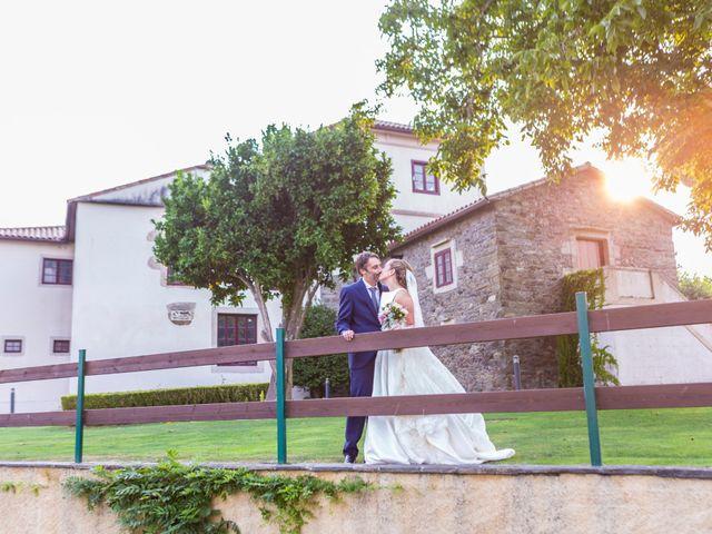 La boda de Bernardo y Marie en Cambre, A Coruña 1