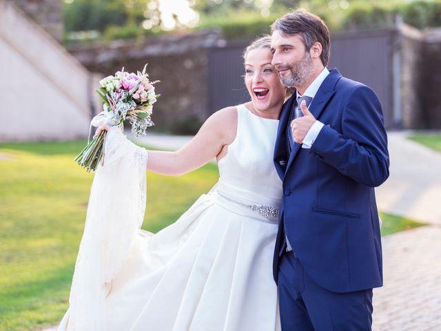 La boda de Marie y Bernardo