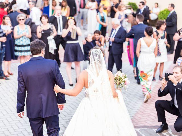 La boda de Bernardo y Marie en Cambre, A Coruña 17