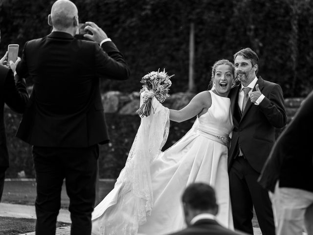 La boda de Bernardo y Marie en Cambre, A Coruña 22