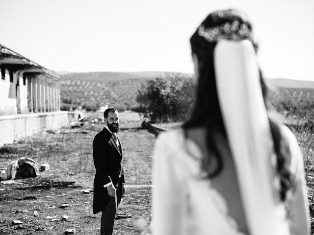 La boda de Diego y Ana en Villacarrillo, Jaén 2