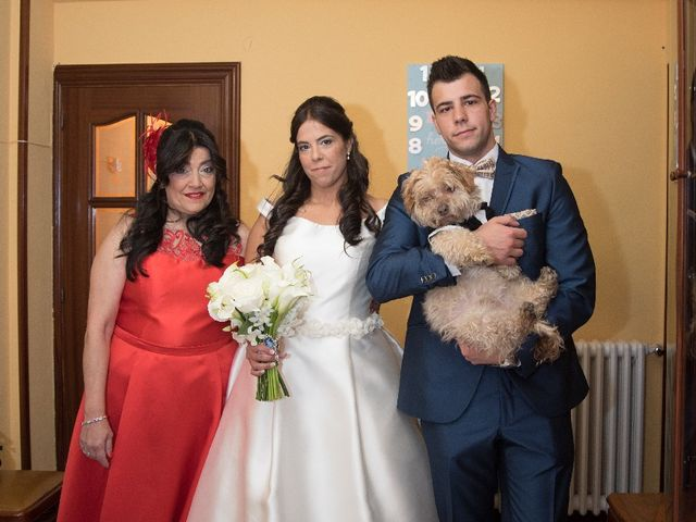 La boda de Javier  y Patricia  en Valladolid, Valladolid 36