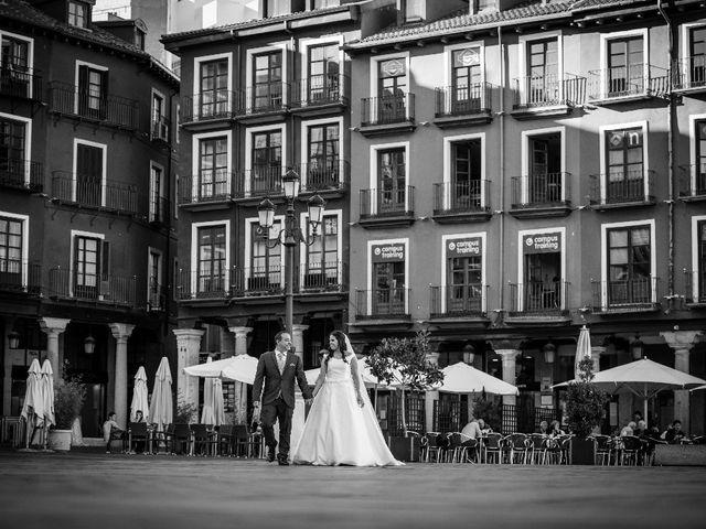 La boda de Javier  y Patricia  en Valladolid, Valladolid 61