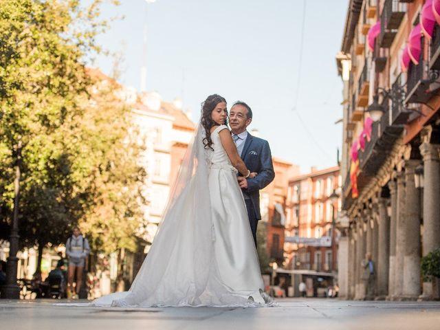 La boda de Javier  y Patricia  en Valladolid, Valladolid 62