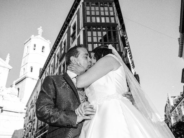 La boda de Javier  y Patricia  en Valladolid, Valladolid 64