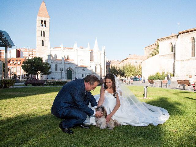 La boda de Javier  y Patricia  en Valladolid, Valladolid 65